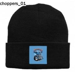 Czapka zimowa Choppers 01