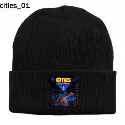 Czapka zimowa Cities 01