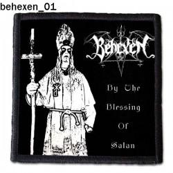Naszywka Behexen 01