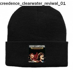 Czapka zimowa Creedence Clearwater Reviwal 01