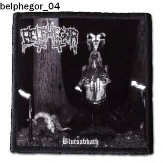 Naszywka Belphegor 04