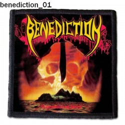 Naszywka Benediction 01