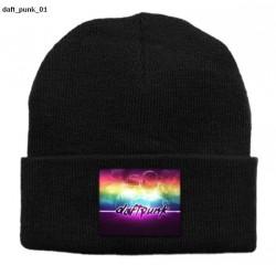 Czapka zimowa Daft Punk 01