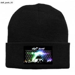 Czapka zimowa Daft Punk 02