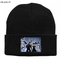 Czapka zimowa Daft Punk 03