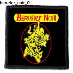 Naszywka Berurier Noir 01