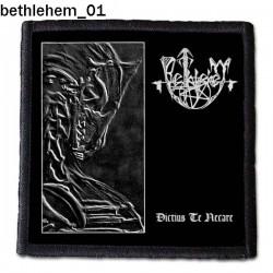 Naszywka Bethlehem 01