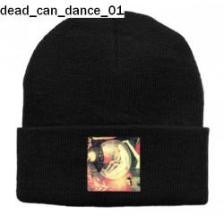 Czapka zimowa Dead Can Dance 01