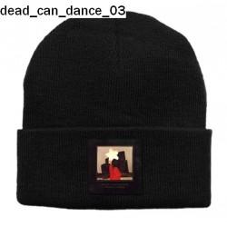 Czapka zimowa Dead Can Dance 03