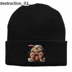Czapka zimowa Destruction 01