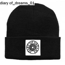Czapka zimowa Diary Of Dreams 01