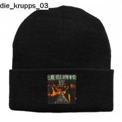 Czapka zimowa Die Krupps 03