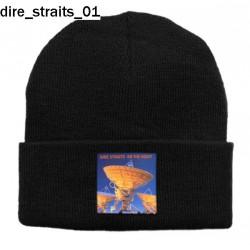 Czapka zimowa Dire Straits 01
