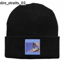 Czapka zimowa Dire Straits 02