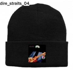 Czapka zimowa Dire Straits 04