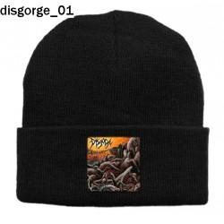 Czapka zimowa Disgorge 01