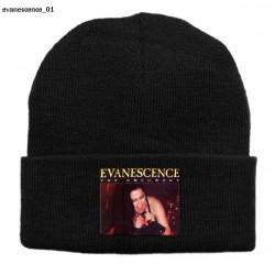 Czapka zimowa Evanescence 01