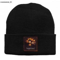 Czapka zimowa Evanescence 02
