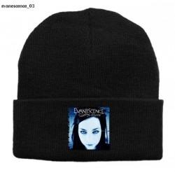 Czapka zimowa Evanescence 03