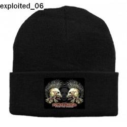 Czapka zimowa Exploited 06