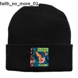 Czapka zimowa Faith No More 01