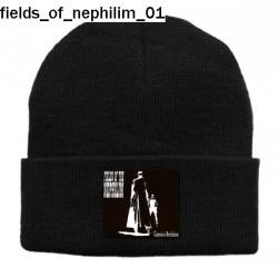 Czapka zimowa Fields Of Nephilim 01