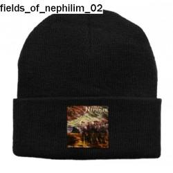 Czapka zimowa Fields Of Nephilim 02