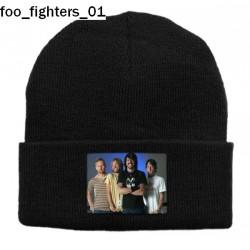 Czapka zimowa Foo Fighters 01