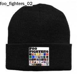Czapka zimowa Foo Fighters 02