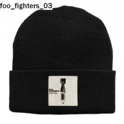 Czapka zimowa Foo Fighters 03