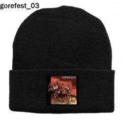 Czapka zimowa Gorefest 03