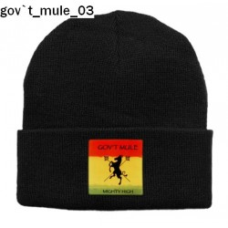 Czapka zimowa Govt Mule 03