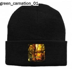 Czapka zimowa Green Carnation 01