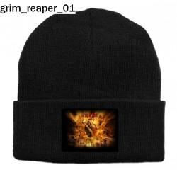 Czapka zimowa Grim Reaper 01