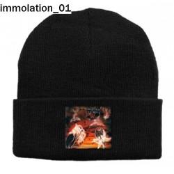 Czapka zimowa Immolation 01