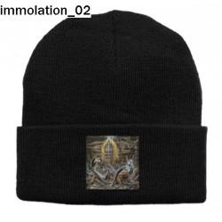 Czapka zimowa Immolation 02