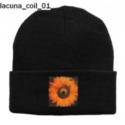 Czapka zimowa Lacuna Coil 01