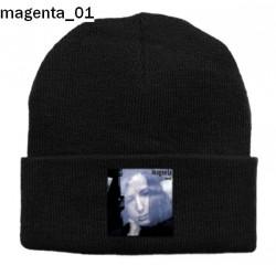 Czapka zimowa Magenta 01