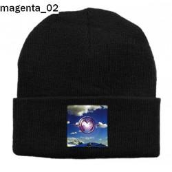 Czapka zimowa Magenta 02