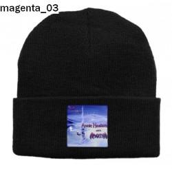 Czapka zimowa Magenta 03