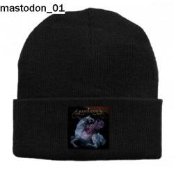Czapka zimowa Mastodon 01