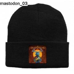 Czapka zimowa Mastodon 03