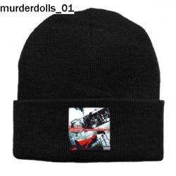Czapka zimowa Murderdolls 01