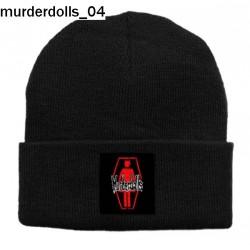 Czapka zimowa Murderdolls 04