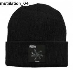 Czapka zimowa Mutiilation 04