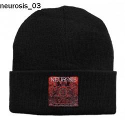 Czapka zimowa Neurosis 03