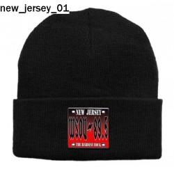 Czapka zimowa New Jersey 01