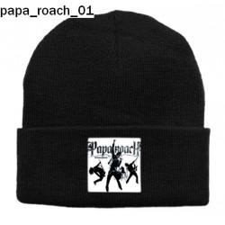 Czapka zimowa Papa Roach 01