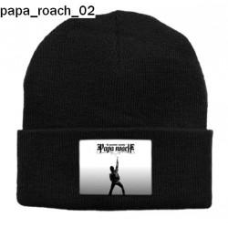 Czapka zimowa Papa Roach 02