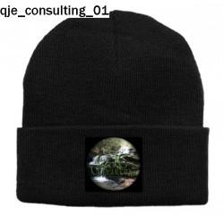 Czapka zimowa Qje Consulting 01